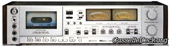 aiwa ad 6900 mkii service manual