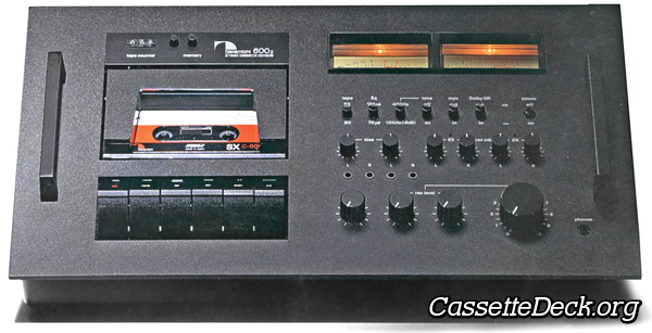 1 Belt Nakamichi 600 Capsatn Belt For Cassette Deck