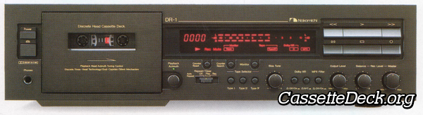 Idler tire for Nakamichi DR-1 DR-2 Cassette Deck 1 Cassette deck 1.5 2