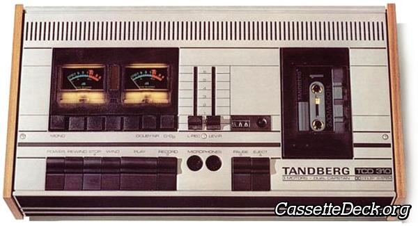 2 Belts Tandberg TCD-310 TCD310 Belt Kit For Cassette Deck