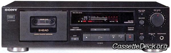 Sony TC-K 520 Riemen-Set Belt Kit Courroie Cinghia Kassettendeck Tape Deck