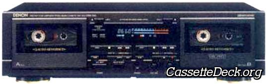Denon Cassette Deck Replacement Belt Kit