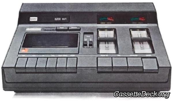 Belts Riemen Set für BASF 8200 HIFI Tape Deck Cassette Deck