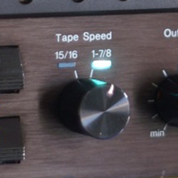 Tape Speed